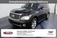 Pre-Owned 2013 INFINITI QX56 2WD 4dr *Ltd Avail* VINJN8AZ2NF5D9530845 Stock NumberTD9530845