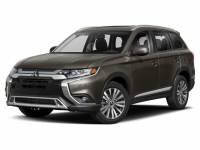 Used 2019 Mitsubishi Outlander For Sale at Burdick Nissan | VIN: JA4AZ3A36KZ025403