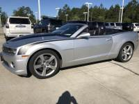 Used 2012 Chevrolet Camaro 2SS Convertible