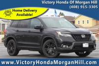 New 2019 Honda Passport Sport Sport Utility For Sale or Lease in Soquel near Aptos, Scotts Valley & Watsonville