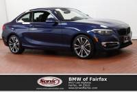 Certified Used 2018 BMW 230i xDrive Luxury Line Coupe in Fairfax, VA