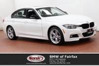 Certified Used 2017 BMW 330i M Sport Package Sedan in Fairfax, VA