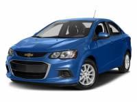 Used 2017 Chevrolet Sonic LS Sedan