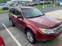 Pre-Owned 2012 Subaru Forester 2.5X SUV