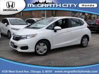 Used 2019 Honda Fit For Sale at McGrath City Honda | VIN: 3HGGK5H49KM744145