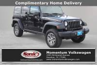 Used 2015 Jeep Wrangler Unlimited Rubicon SUV in Houston