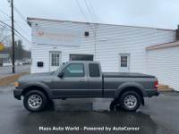 2007 Ford Ranger Sport SuperCab 4 Door 4WD 5-Speed Automatic