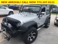 Pre-Owned 2012 Jeep Wrangler 4WD 2dr Sport