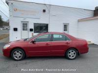2007 Honda Accord EX-L Sedan AT 5-Speed Automatic
