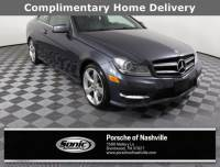 Pre-Owned 2015 Mercedes-Benz C-Class C 350 Coupe