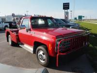 Pre-Owned 1980 Chevrolet K30 Tow Truck