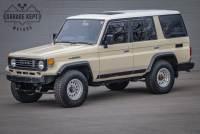 1992 Toyota Land Cruiser HZJ77
