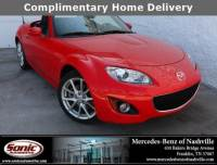 Pre-Owned 2011 Mazda MX-5 Miata 2dr Conv PRHT Auto Grand Touring