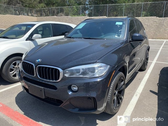 Photo 2017 BMW X5 sDrive35i w M SportPremiumDriving Assist SAV in San Antonio
