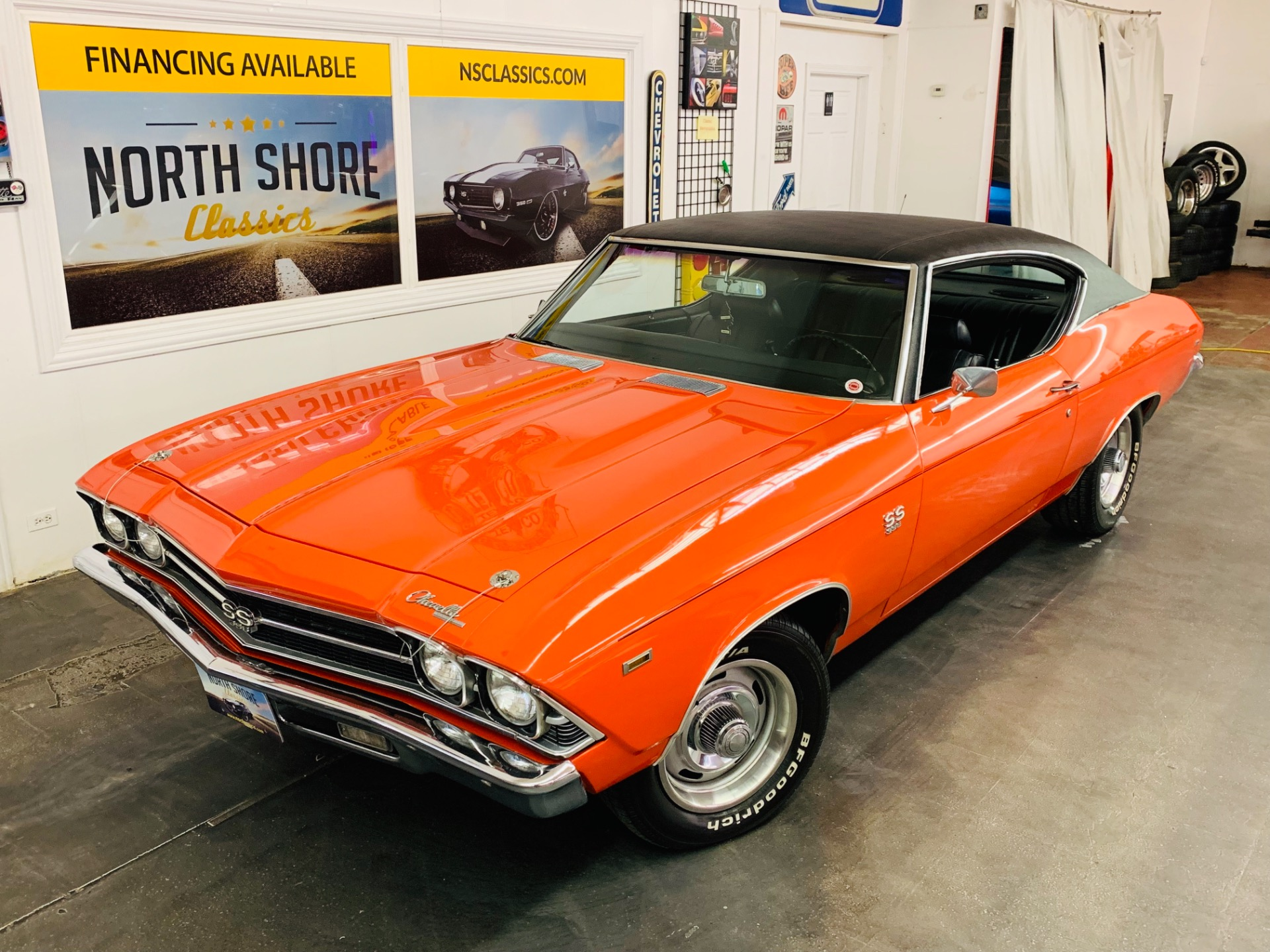 Photo 1969 Chevrolet Chevelle Clean Tribute SS - SEE VIDEO -