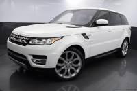 Certified 2016 Land Rover Range Rover Sport V6 HSE 4WD V6 HSE in South Carolina