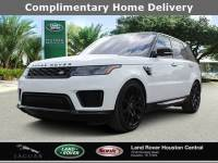 Certified 2019 Land Rover Range Rover Sport Autobiography in Houston