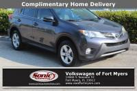 Used 2014 Toyota RAV4 XLE FWD XLE in Fort Myers