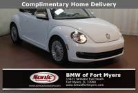 Used 2015 Volkswagen Beetle Convertible 1.8T Convertible in Fort Myers
