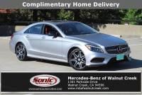 2016 Mercedes-Benz CLS CLS 400 in Walnut Creek