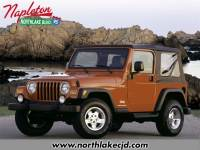 Used 2006 Jeep Wrangler West Palm Beach