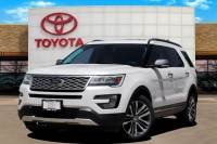 Used 2017 Ford Explorer Platinum SUV