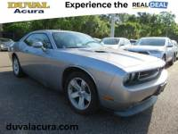 Used 2014 Dodge Challenger For Sale in Jacksonville at Duval Acura | VIN: 2C3CDYAG0EH262085