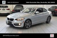 2016 BMW 2 Series 2dr Cpe 228i xDrive AWD Car