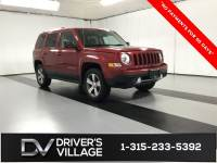 Used 2017 Jeep Patriot For Sale at Burdick Nissan   VIN: 1C4NJRFB8HD122173