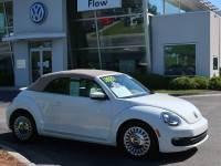 Pre-Owned 2016 Volkswagen Beetle 1.8T Convertible