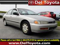 Used 1996 Honda Accord Sdn LX For Sale in Thorndale, PA | Near West Chester, Malvern, Coatesville, & Downingtown, PA | VIN: 1HGCD5633TA206669