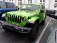 Certified Used 2018 Jeep Wrangler Unlimited Rubicon in Gaithersburg