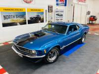 1970 Ford Mustang -MACH 1 SPORTS ROOF - MARTI REPORT - 351 SHAKER HOOD - SEE VIDEO -