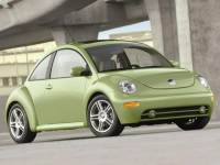 Pre-Owned 2004 Volkswagen New Beetle Coupe GLS