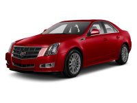 Pre-Owned 2010 Cadillac CTS 3.0L V6 RWD Luxury