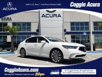 Pre-Owned 2018 Acura RLX V6 with Technology Package Sedan in Fort Pierce FL