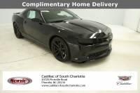 Used 2015 Chevrolet Camaro LS w/2LS Coupe in Charlotte