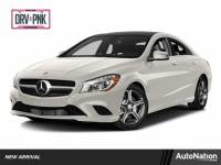 2016 Mercedes-Benz CLA 250