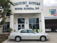 2005 Lincoln Town Car Signature Leather Seats CD Cruise Alloy Wheels