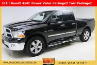 Used 2009 Dodge Ram 1500 SLT Truck For Sale in Bedford, OH