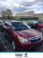 Used 2014 Subaru Forester 2.5i Limited in Harrisburg, PA