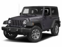 2017 Jeep Wrangler JK Rubicon 4x4 SUV in Columbus, GA