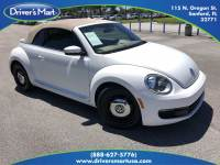 Used 2013 Volkswagen Beetle Convertible 2.5L For Sale in Orlando, FL | Vin: 3VW5P7AT5DM811831