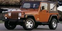 Pre-Owned 2006 Jeep Wrangler Sport