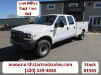 Used 2004 Ford F-350 4x4 Service Utility Truck