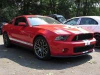 2011 Ford Shelby GT500 Base Coupe
