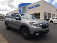 Certified 2019 Honda Ridgeline Sport AWD Truck Crew Cab