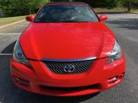 Pre-Owned 2008 Toyota Camry Solara Convertible