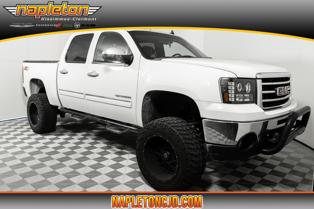 Photo 2012 GMC Sierra 1500 SLE Truck In Clermont, FL