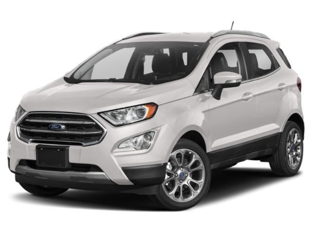 Photo 2019 Ford EcoSport Titanium - Ford dealer in Amarillo TX  Used Ford dealership serving Dumas Lubbock Plainview Pampa TX